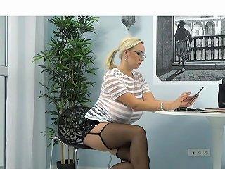 Big Boobs Secretary 2 Upornia Com